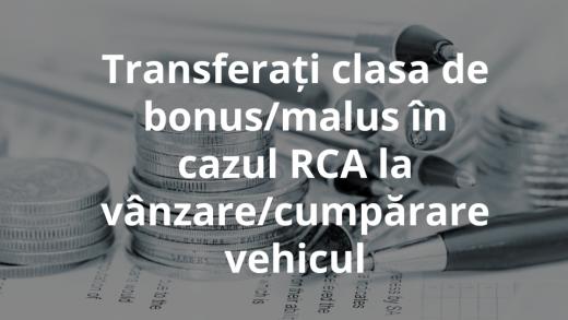 Bonus-Malus-RCA